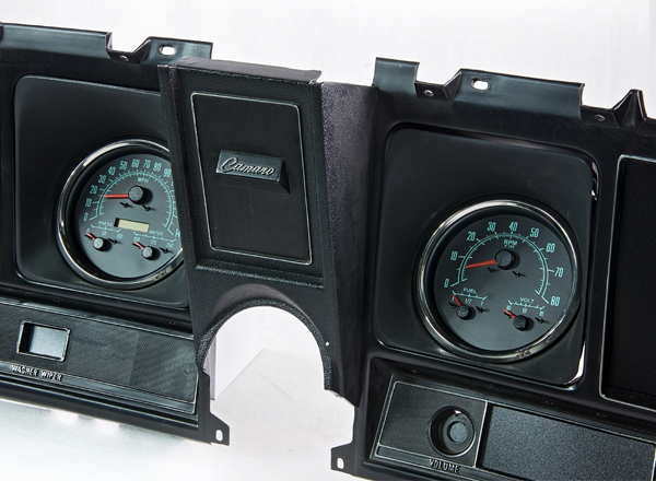69 1stgen camaro gauges custom aftermarket gauges