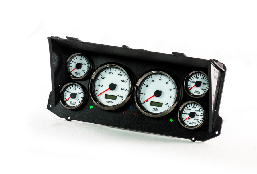 f100 custom gauges aftermarket classic truck