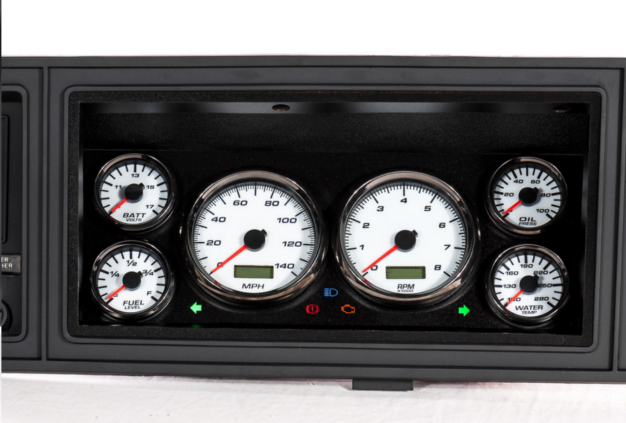 Products Gauges And Kits Direct Fit Ford Truck 73 79 Ford Truck New Vintage Usa